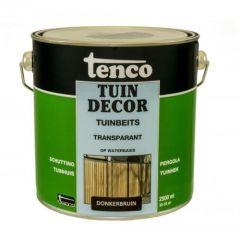 Tenco tuindecor / douglas beits transparant donkerbruin - 2,5 liter