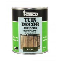 Tenco tuindecor / douglas beits transparant groen - 1 liter