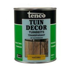 Tenco tuindecor / douglas beits transparant naturel - 1 liter