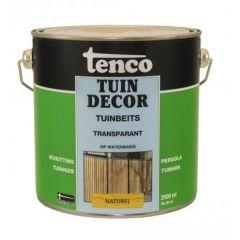 Tenco tuindecor / douglas beits transparant naturel - 2,5 liter
