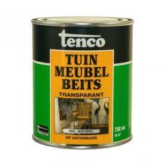 Tenco tuinmeubelbeits transparant naturel - 750 ml.