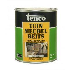 Tenco tuinmeubelbeits transparant teak - 750 ml.