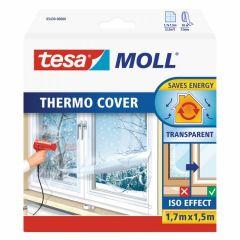 Tesa tesamoll thermo cover PE folie - 1,7 x 1,5 meter