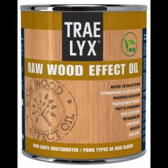 Trae Lyx raw wood effect oil lichthout - 250 ml