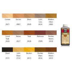 Trae-Lyx kleurbeits midden eiken 2525 - 1 liter