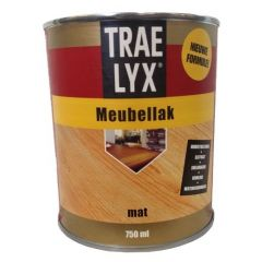 Trae-Lyx meubellak mat - 250 ml.