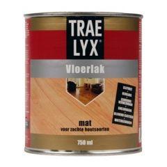 Trae-Lyx vloerlak mat - 2,5 L