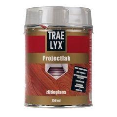 Trae-Lyx projectlak zijdeglans - 750 mL