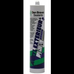 Zwaluw Acryl Exterior+ acrylaatkit bruin - 310 ml.