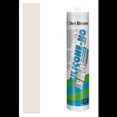 Zwaluw Silicone-NO sanitary siliconenkit RAL 9001 - 310 ml.
