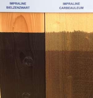 Kleureffect Hermadix bielzenzwart & carbeauleum