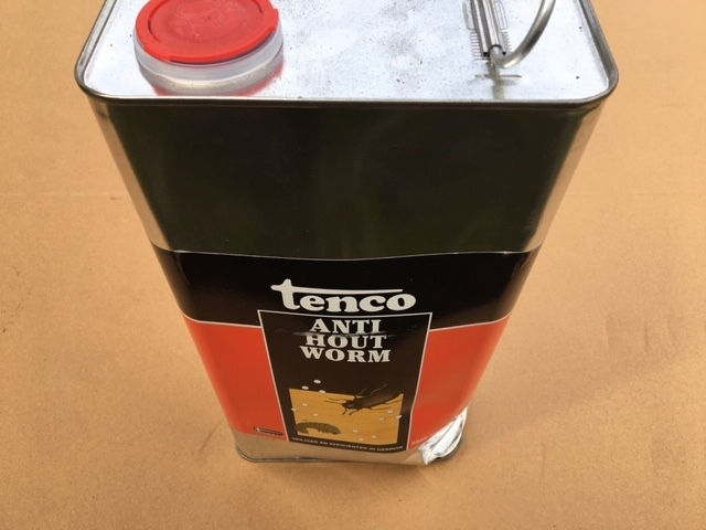 Tenco anti houtworm - 5 liter