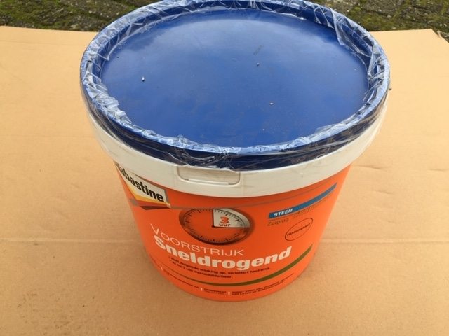 Alabastine sneldrogende voorstrijk - 10 liter