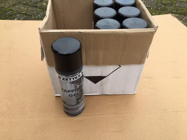 Zettex tapping gel - 500 ml.