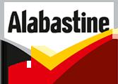 Alabastine logo